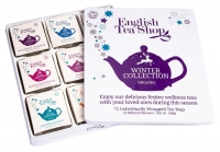 English Tea Shop Winter Collection - 72 tepåsar