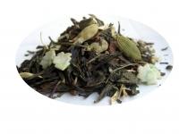 Persika och Pepparkaka - grönt te