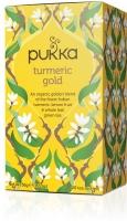 Pukka Turmeric Gold Ekologiskt Örtte - 20 tepåsar