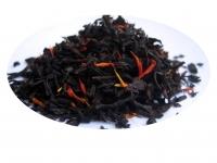 Saffran - svart te