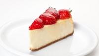 strawb cheesecake