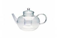 Tekanna i glas med glassil - 2 l