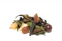 Vit Kusin - vitt och grönt te