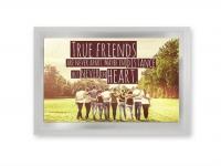 True Friends - vykort med te (fraktfritt)