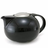 Tekanna Saturn (Zero Japan) - blanksvart, 1.3 liter