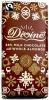 Divine Mj�lkchoklad med hel mandel - 100 gr