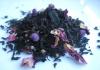 Tefrossas Viol och Lakrits - svart te