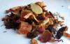 Plommon och Marzipan - rooibos/fruktte