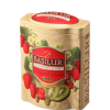 Basilur Magic Fruit Strawberry and Kiwi - svart te