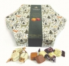 Gardiners Xmas Star Clotted Cream and Chocolate Fudge