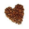 Marzipan Cappucino - hela kaffebönor