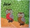 Modern Owls - servetter