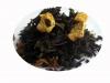 Persika och Pomerans - ekologiskt svart te