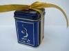 Miniburk Blå Kopp med 50 gr te