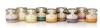Set med 9 honungsburkar - 9 x 50 gr