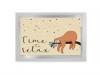 Relax - vykort med te