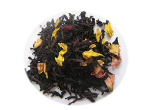 French Earl Grey - svart te