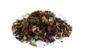 Hampachai - svart te med örter och kryddor
