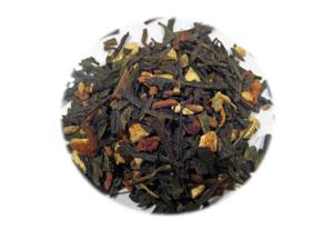 Glöggte - grönt te