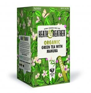 Green Tea and Manuka Honey (Heath and Heather) - grönt te