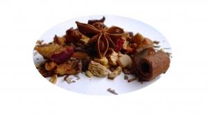 Kanelbullar - frukt- och örtte