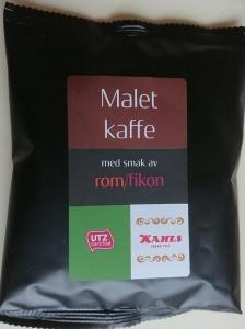 Rom och Fikon malet kaffe - 120 g