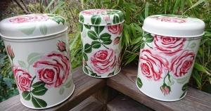 Teburk Pink Roses (Emma Bridgewater) - 300 g