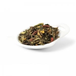 Goji Delicious - vitt och grönt te