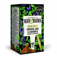 Oriental Chai and Liquorice (Heath and Heather) - örtte